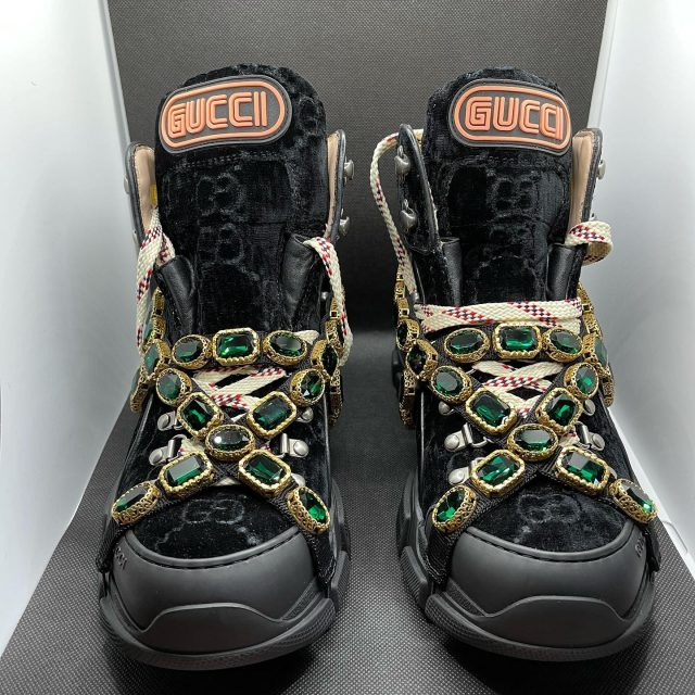 Gucci boots flashtrek  Size 40 contact us to order 🌟