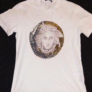 Versace t-shirt medusa