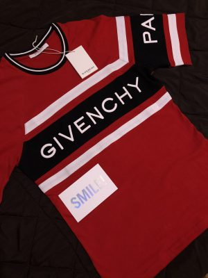 T-shirt slim Givenchy