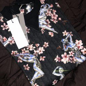 Dior – Sweatshirt Sorayama black