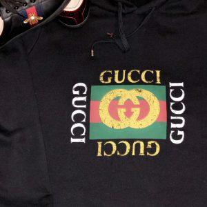 Sweatshirt Gucci oversize
