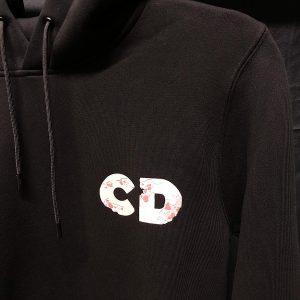 Sweat-shirt Dior & Daniel Arsham collection – BasketBall