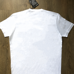 T-shirt Dsquared blanc