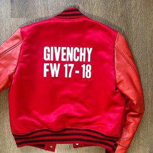 Givenchy Bomber unisex – satin