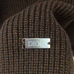 Dior luxurious cashmere