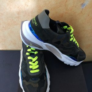 Sneakers Bounce Camouflage (green)