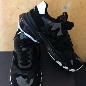 Sneakers Bounce Camouflage