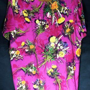 T-shilrt LV imprimé floral