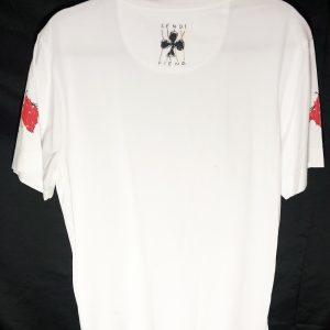 Tshirt Fendi Roma