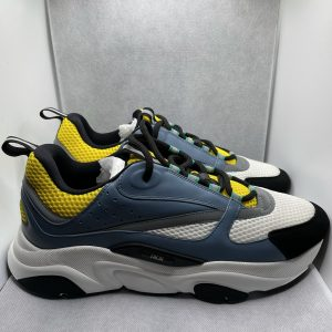 Dior B22 blue and yellow